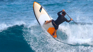 Surf line of JP-Australia SUP 2020. The Surf and Surf Wide shapes are made to be used in the proper surf conditions for riders of all sizes. All of the Surf boards come with a 5 fin setup option and 3 fins, meanwhile, the Surf Wide boards come with a quad fin set. The whole range comes with FCS plugs