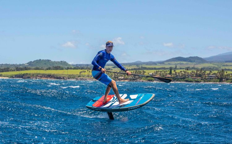 MAGAZINE: FOILING INTO THE FUTURE – Why the Increasing Popularity of Foiling Benefits SUP