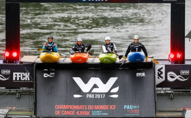 MAGAZINE: THE ENTRY OF EXTREME SLALOM IN THE OLYMPIC GAMES PROGRAM, A GOOD THING?…