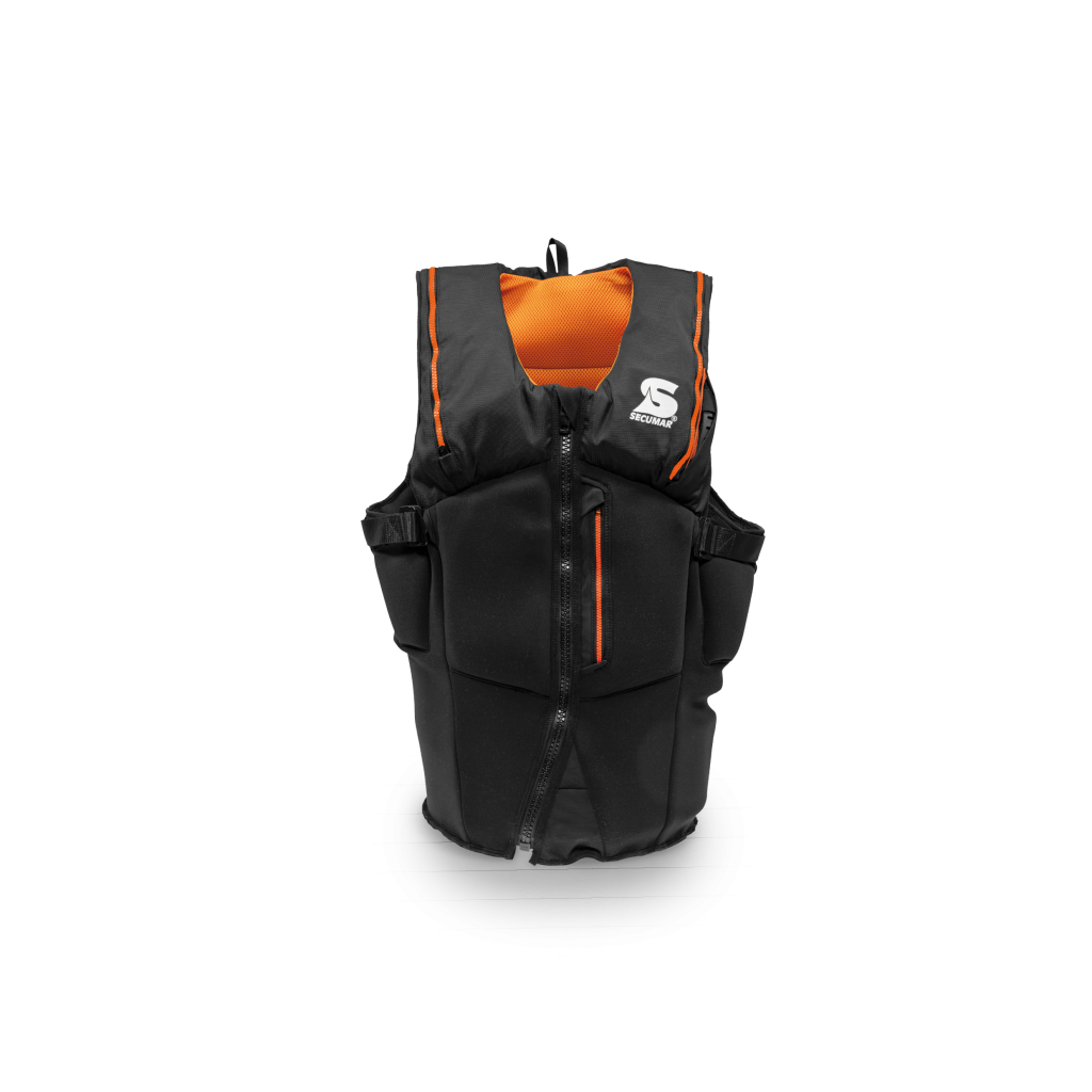 SECUMAR's Impact vest, the FURIO