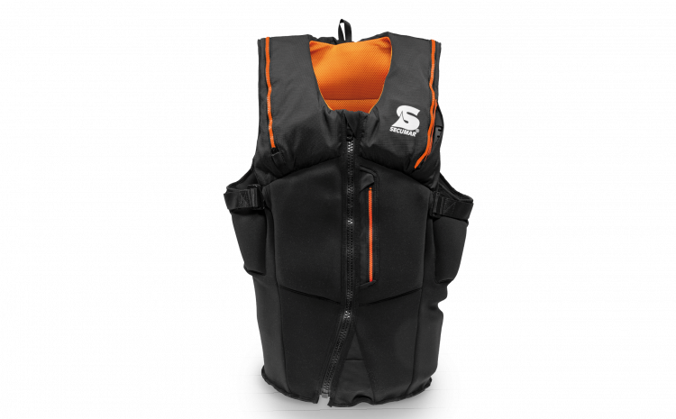NEW RELEASE: THE FURIO & the FREE 100, SECUMAR'S NEW IMPACT VEST & SAFETY BELT