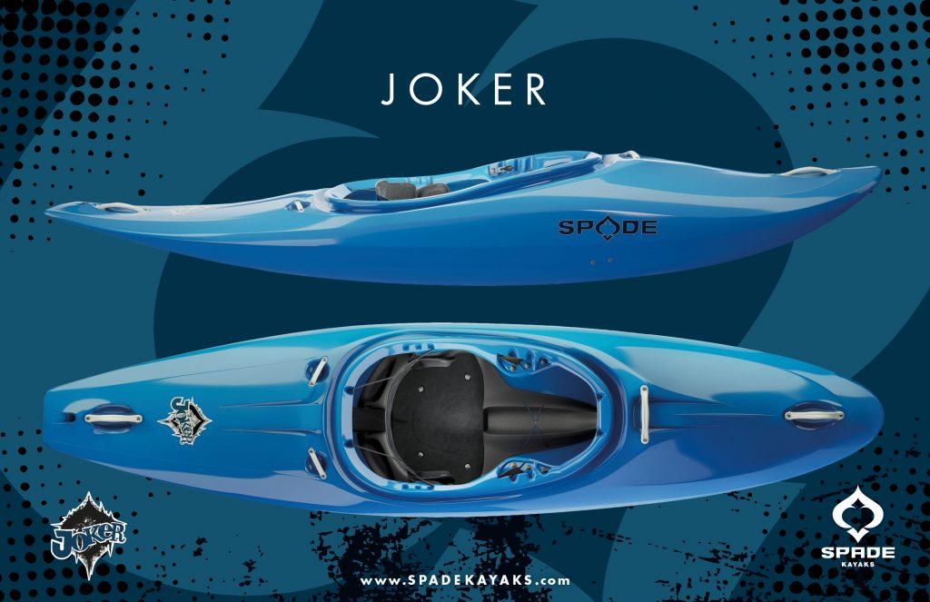 SPADE KAYAKS 2021 Joker, the new freeride machine