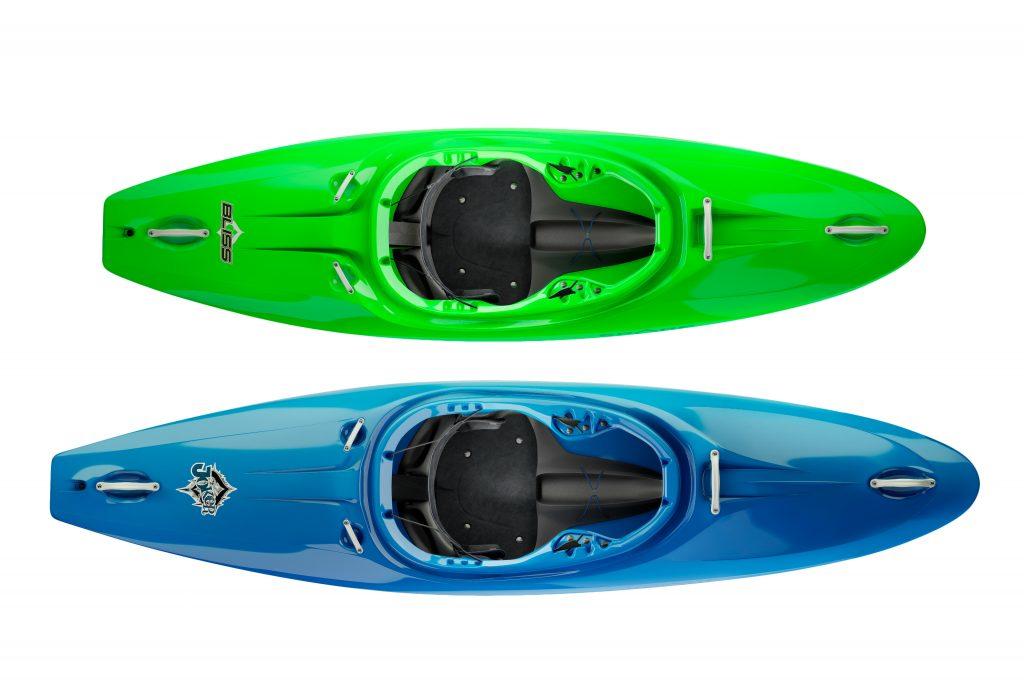 SPADE kayaks Joker and Bliss, the new freeride machine for 2021