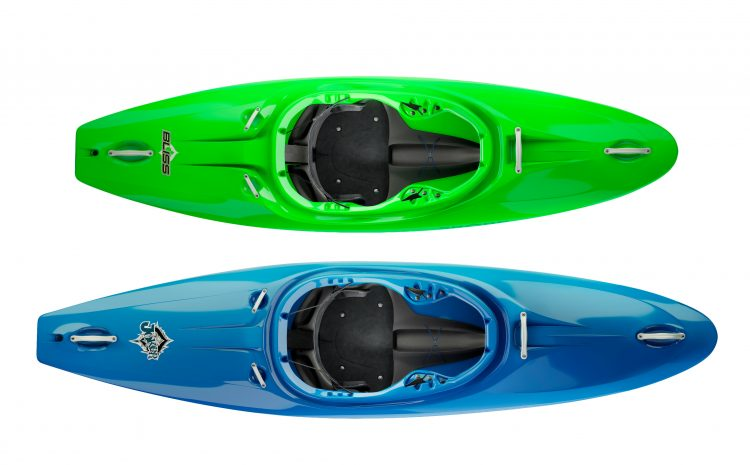 NEW RELEASE: SPADE KAYAKS ANNOUNCES NEW RIVER PLAY LINE