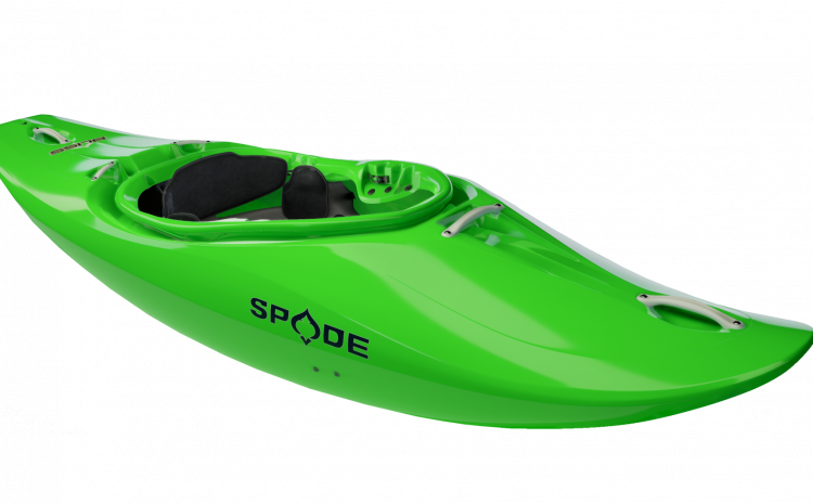 New @ The Paddle Sports Show 2021 – SPADE KAYAKS, Bliss