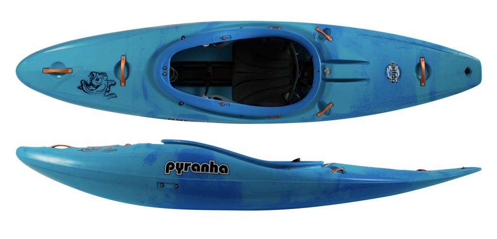 pyranha ripper by pyranha kayaks