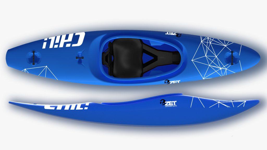 new zet chili half slice kayak