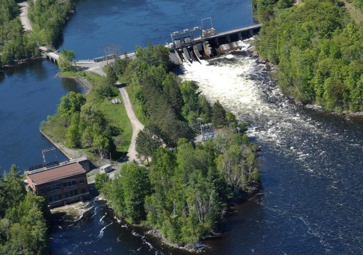 madawaska dam