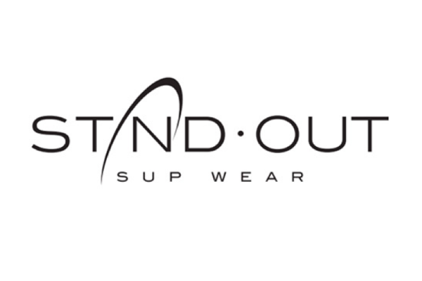 stand out sup wear logo