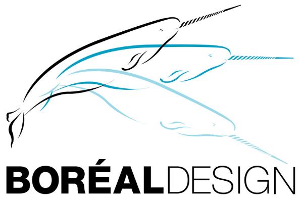 Boreal designs logo