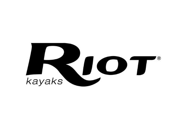 riot kayaks logo
