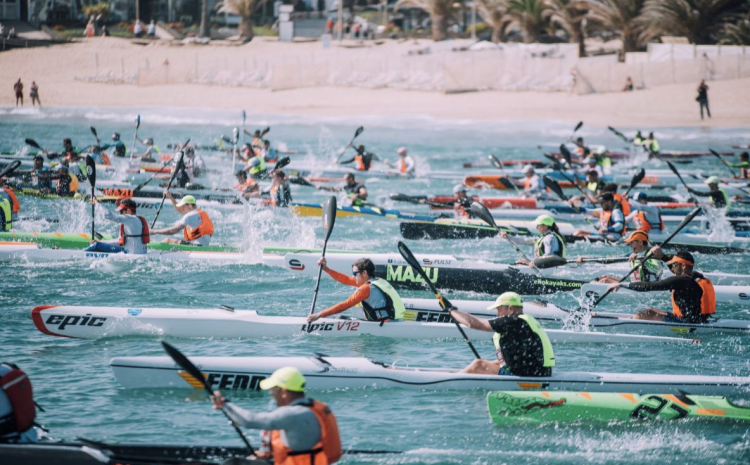INDUSTRY NEWS: Strong support for ICF canoe ocean racing world championships in Lanzarote