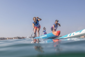 The International Canoe Federation and major partner Starboard SUP have announced details of a multi-year program that will reduce the environmental footprint of major paddling events.