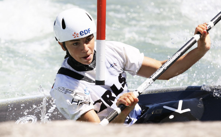 Fast French Show the Way at Canoe Slalom World Championships
