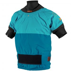 """""""The Icarus was a long time coming but there was a key component missing - a component that will make a whitewater shortie perform like a dry top while still providing the comfort and convenience of a slalom race top."""""""