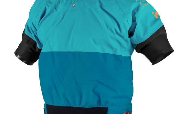 New @ The Paddle Sports Show 2021 – HIKO SPORT – Icarus Air4 S/S Dry Top