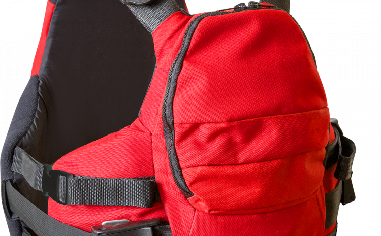 New @ The Paddle Sports Show 2021 – AQUADESIGN WW Guide PFD