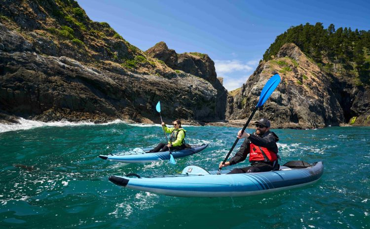 New @ The Paddle Sports Show 2021 – Aquaglide Chelan 140