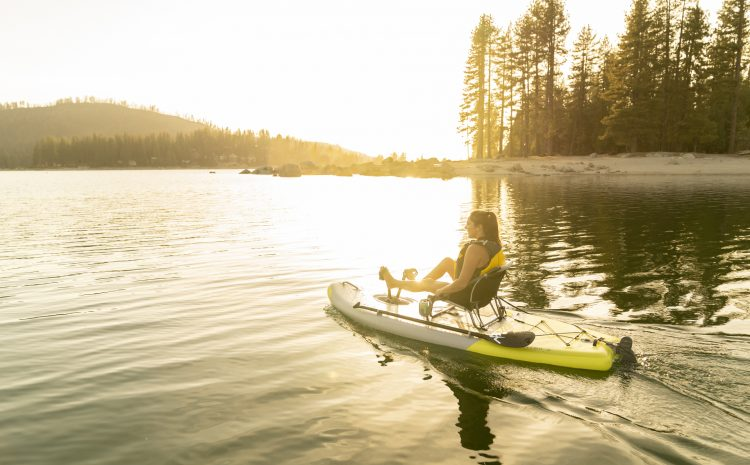 New @ The Paddle Sports Show 2021 – HOBIE, Mirage iTrek9