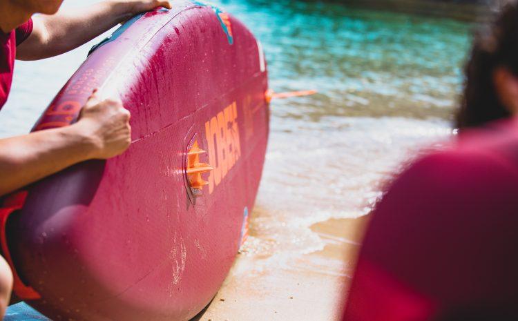 New @ The Paddle Sports Show 2021 – JOBE Duna