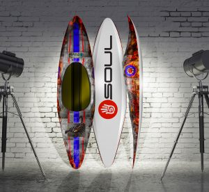 In 2016 I finally brought to market a new kind of method of producing kayaks that I'd been working on for several years - totally 100% custom designed and built kayaks.