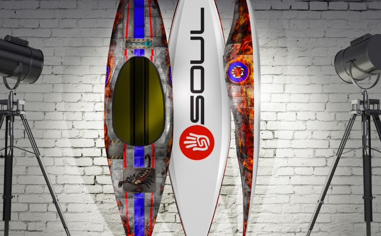 New @ The Paddle Sports Show 2021 – SOUL WATERMAN, 100% Custom Designed and Built Kayaks