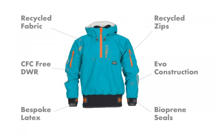 New @ The Paddle Sports Show 2021 – PEAK PS, Peak EVO Outerwear